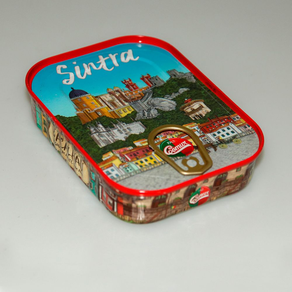 Can of Sardines - 2018